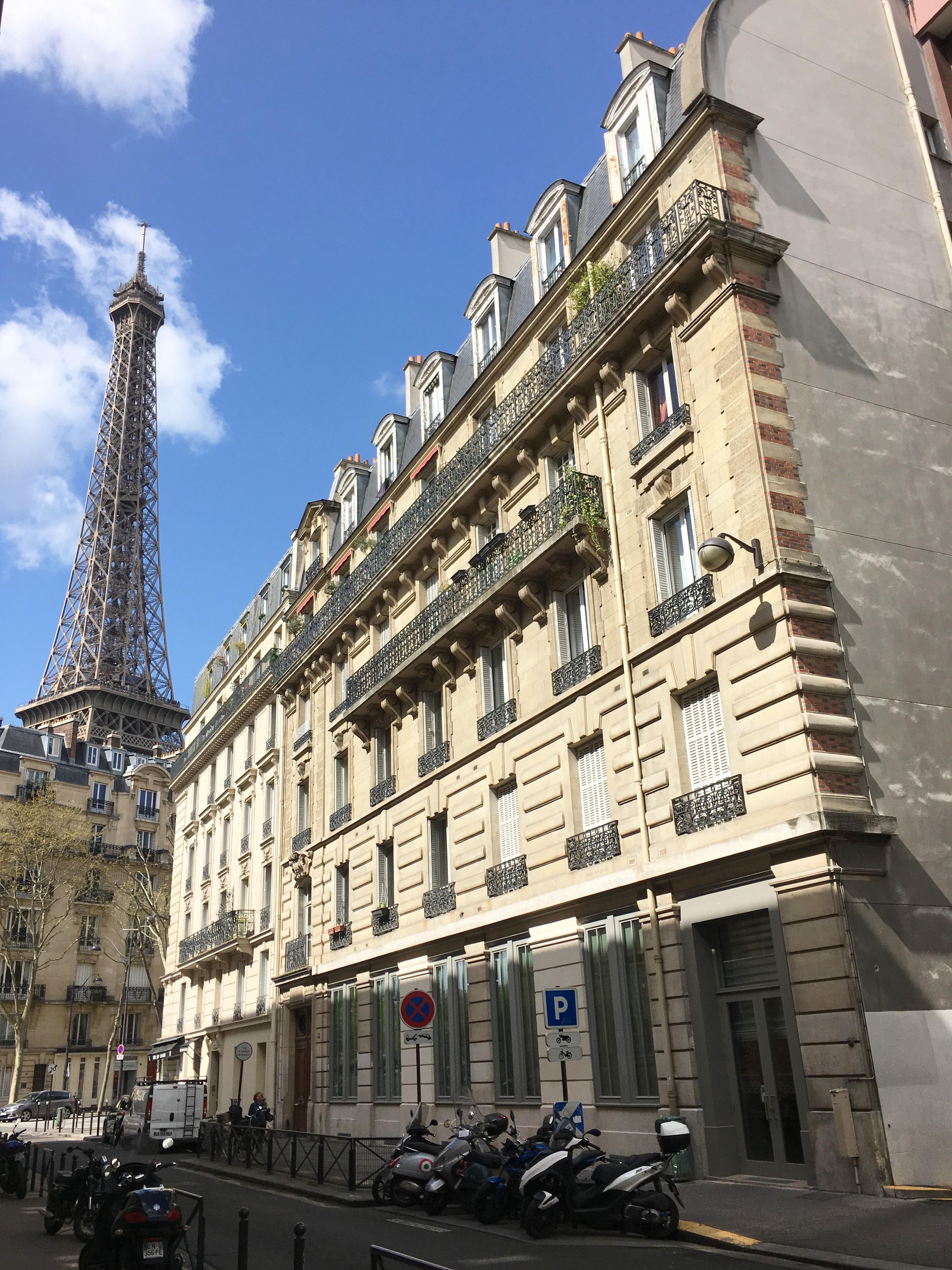 Rue du Général Camou