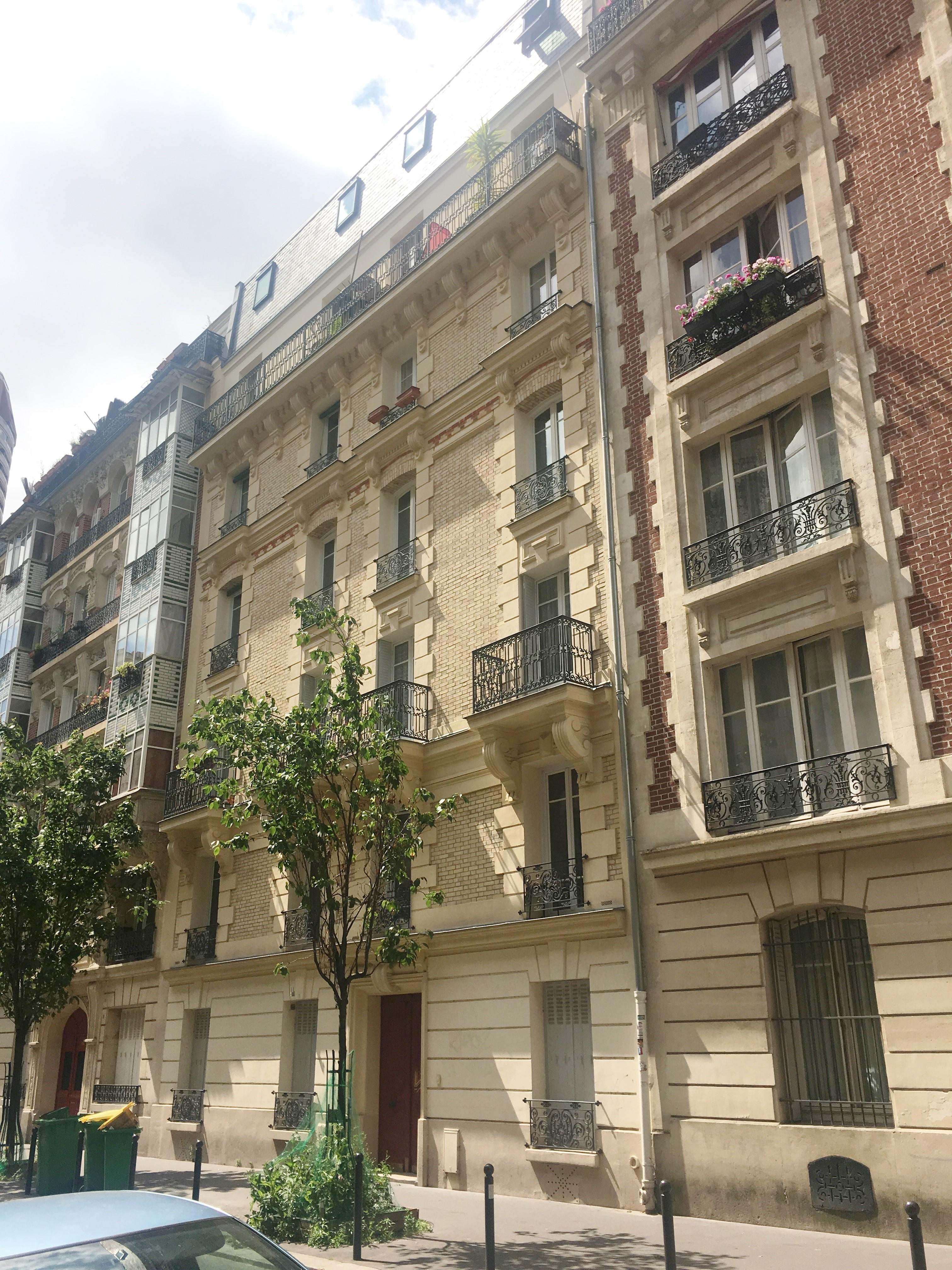 Rue Philibert Lucot